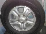 Hankook Dynapro HL 285/65 R17 с дисками Toyota